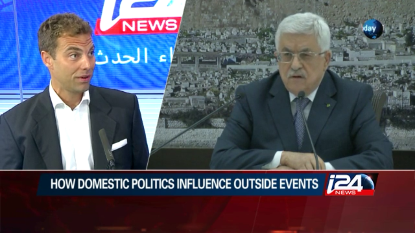 Abbas Considers Cancelling Oslo Accords – Commentary On I24News