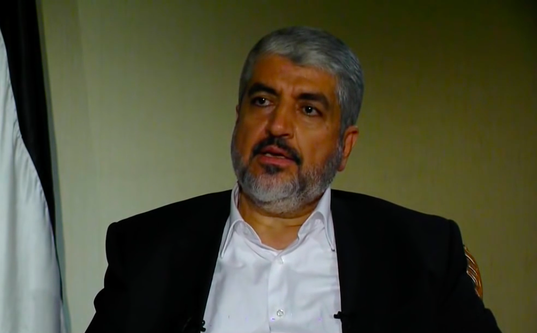 Khaled Meshaal: There Is Still Hope For Fatah-Hamas Reconciliation