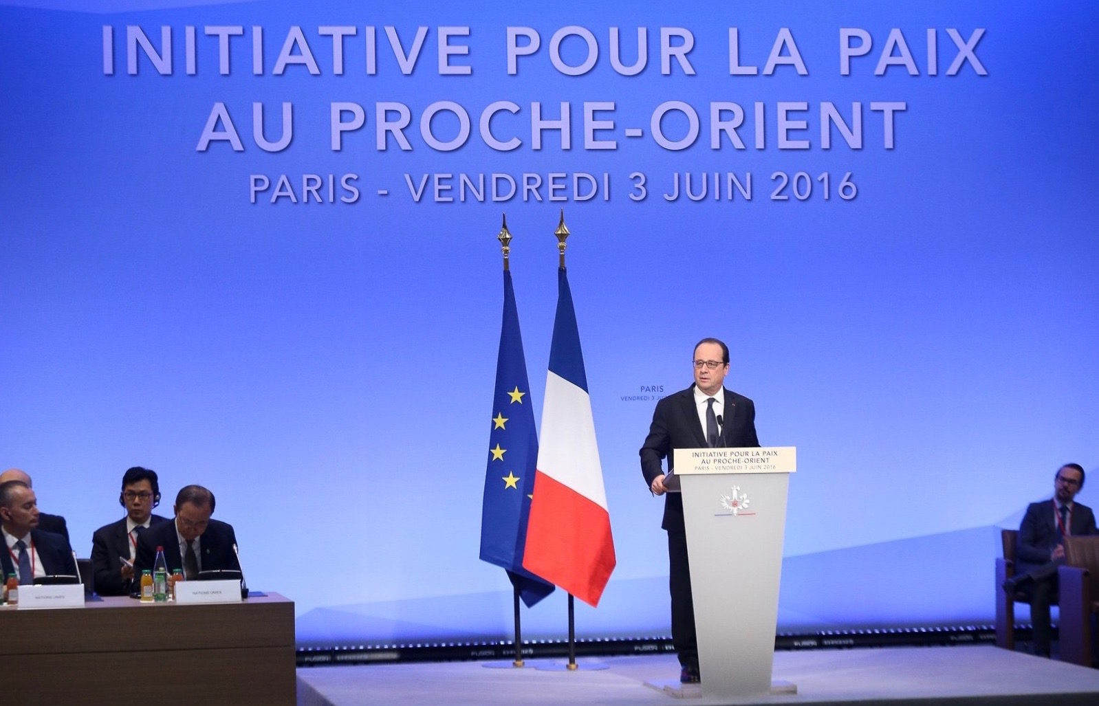 Understanding The French Peace Initiative: Contents, Timing And Prospects To Succeed