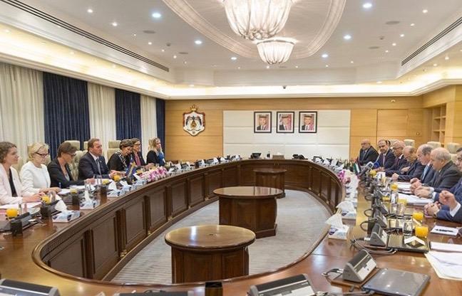 Commentary On Swedish PM Stefan Löfven's Visit To Jordan