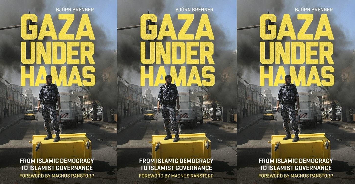 New Book Reveals The Local Politics Behind The Scenes In Gaza