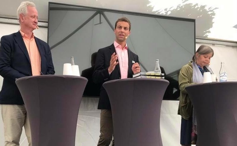 Participation In Sweden's Annual Democracy Week Almedalen